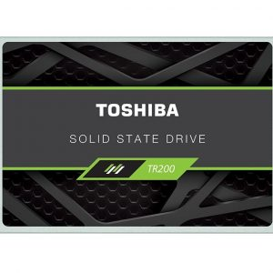 SSD Toshiba TR200 240GB TR200-25SAT3-240G (THN-TR20Z2400U8(CS)