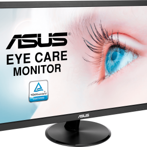 ASUS VP Series VP247HAE MONITOR- LED – 24″, VGA/2X HDMI, 3YW