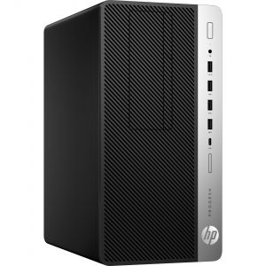 HP ProDesk 400 G6 Micro Tower 7EL81EA – Intel Core i7-9700, 8GB, 256GB SSD- Windows 10 Pro – 5YW