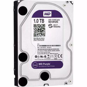 HDD WD Purple WD10PURZ 1TB/8,9/600 Sata III 64MB
