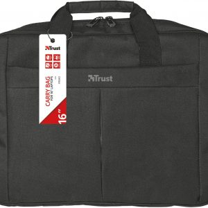 TRUST Primo Carry Bag,16″ – BLACK